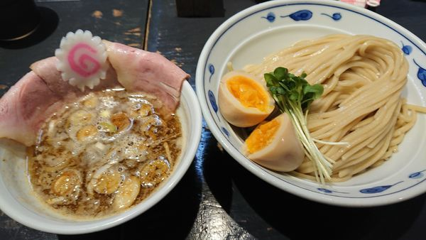 「つけ麺」@サバ6製麺所 西中島南方店の写真