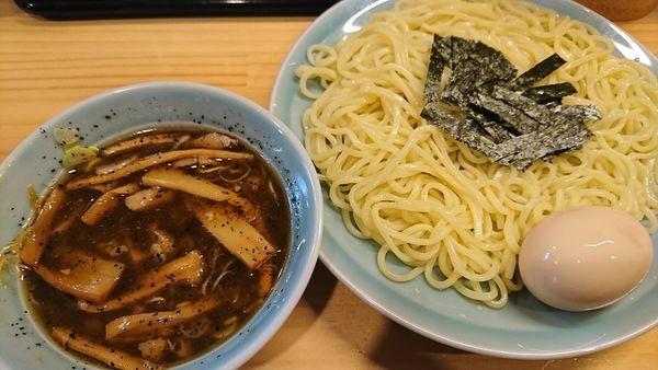 「味玉つけそば(950円)」@魂の中華そばの写真