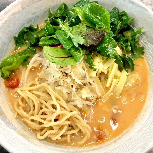 「チリトマトKENJU 850円」@麺屋KENJUの写真