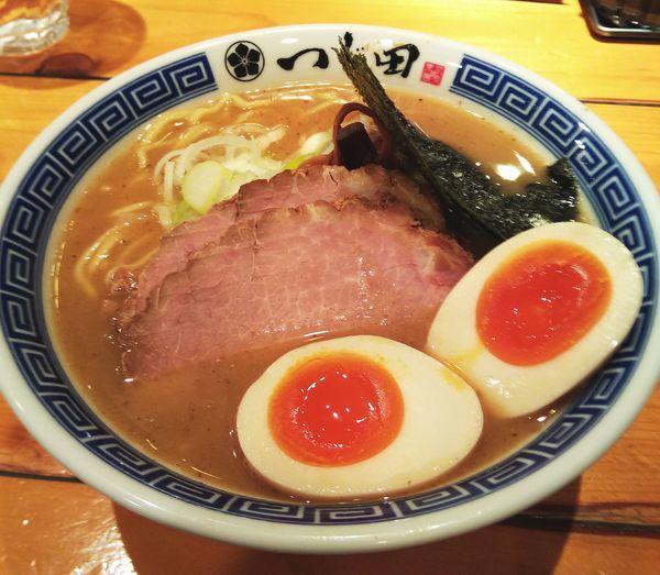 「濃厚特製ラーメン」@つじ田 飯田橋店の写真