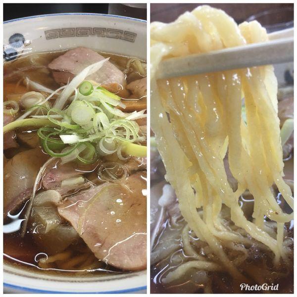 「手打ちチャーシュー麺」@火風鼎の写真
