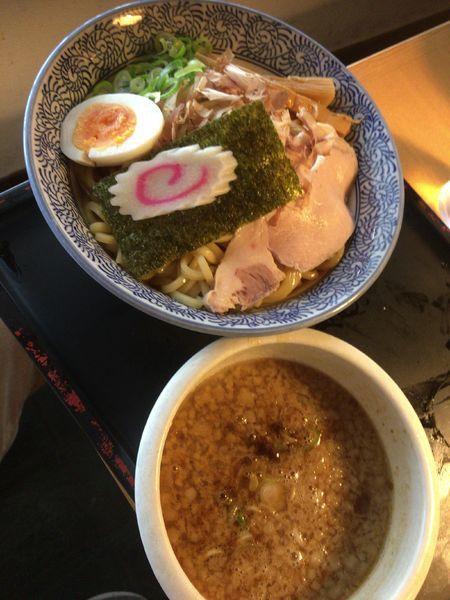 「がっつりつけ麺」@らーめん ぬーぼう 三代目店の写真