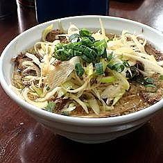 「とんこつスープ ネギチャーシュー1000円」@鎌倉家の写真