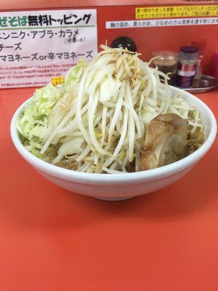 「ラーメン小750円」@ぶたのジョーの写真