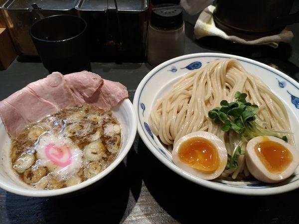 「つけ麺 大盛」@サバ6製麺所 西中島南方店の写真