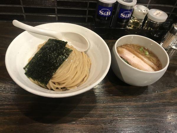 「つけそば 醤油」@札幌 Fuji屋の写真