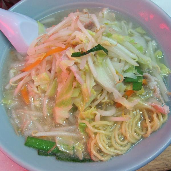 「湯麺 700円」@珍々軒の写真