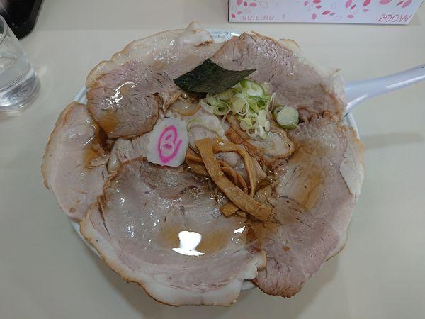 「チャーシューメン 780円」@ラーメン そばよしの写真
