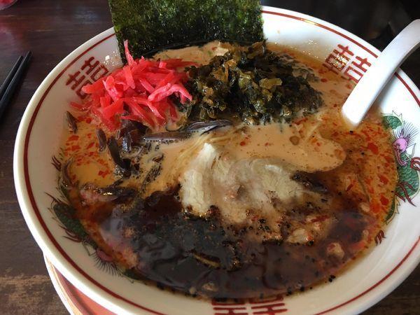 「辛味噌ラーメン」@四十三代目 哲麺 入間宮寺店の写真