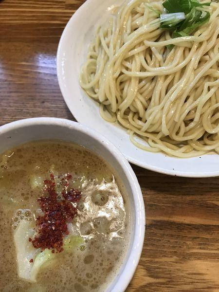「鶏つけ、サービス大盛り」@上海麺館の写真