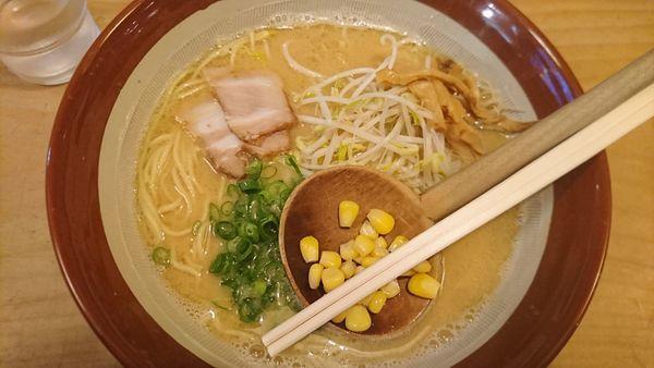 「味噌ラーメン」@わらじの写真