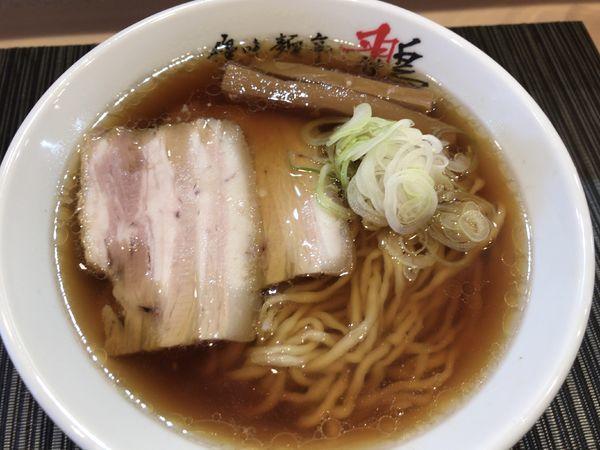 「ラーメン500円 プレオープン価格」@優味麺亭 鸐の写真