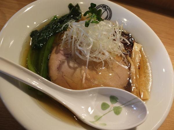 「醤油そば」@麺処 鶴舞屋の写真