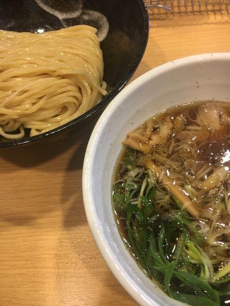 「つけ麺¥900」@西梅田 らんぷの写真