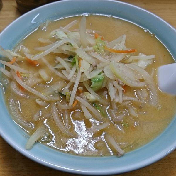 「みそ野菜ラーメン850」@山久ラーメンの写真
