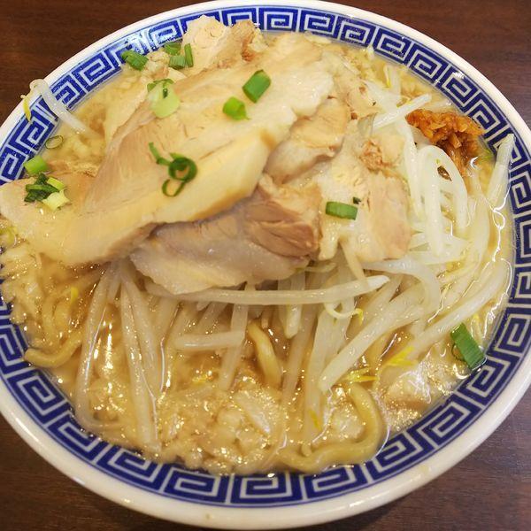 「チャーシュー麺¥980」@ラーメン無限大 津田沼店の写真