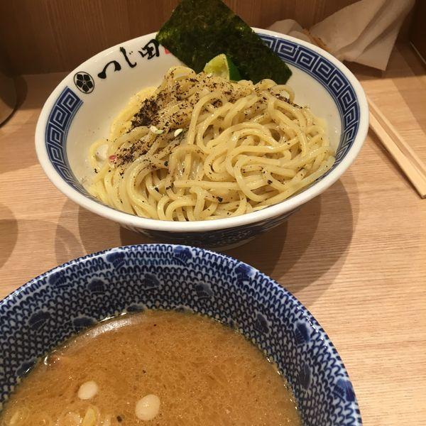 「濃厚つけ麺」@めん徳 二代目 つじ田 福岡空港店の写真