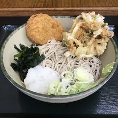 名代 箱根そば 川崎店の写真