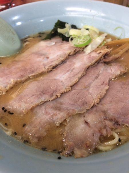「味噌チャーシュー麺¥950」@マリモラーメンの写真