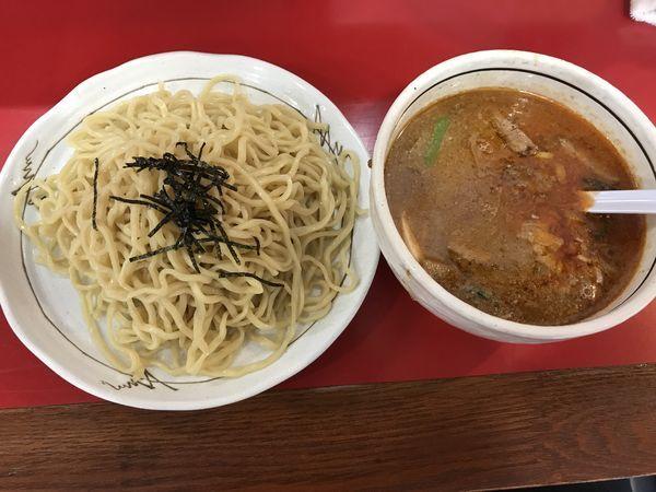 「胡麻カレーつけ麺」@桃天花の写真