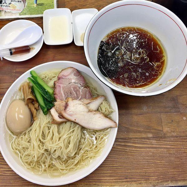 「味玉つけ麺(大盛) ¥1050」@らぁめん 夢の写真