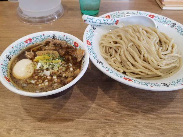 「特製にごらせつけ麺 大盛:無料」@凌駕 IDÉAの写真
