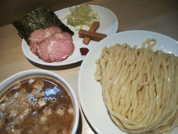 「大盛つけめん」@らぁ麺 蒼空の写真