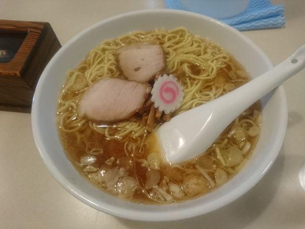 「ラーメン 600円」@赤坂味一 亀戸店の写真