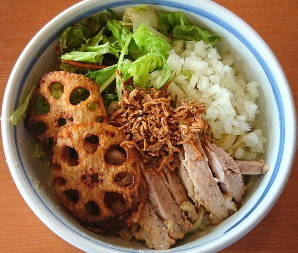 「【春季限定】春麺 ¥750」@らーめんふくのや 加納店の写真