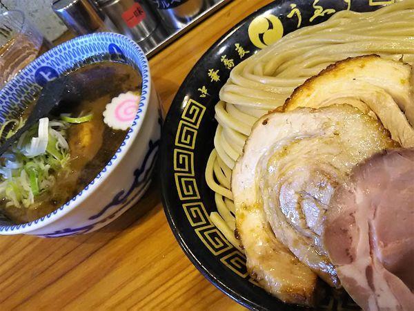 「特製つけめん 大¥1,150」@中華蕎麦うゑずの写真