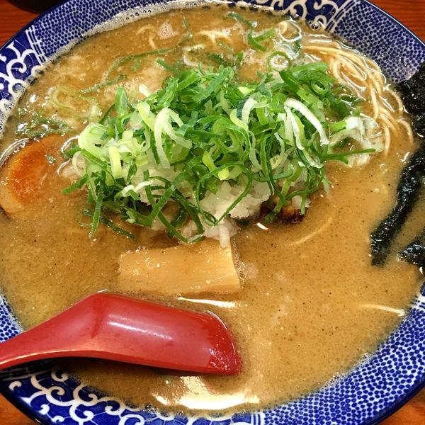 「煮干し豚骨拉麺 780円」@博多ラーメン鶴亀堂 太田新井町店の写真