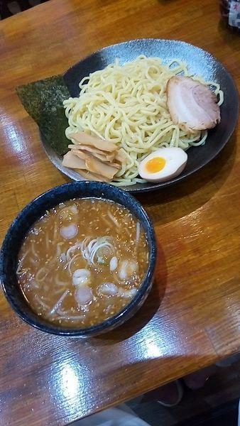 「つけ麺790円」@豚骨ラーメン 幸一の写真