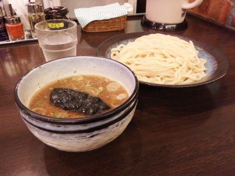 「つけそば」@つけそば 麺彩房 五反田店の写真