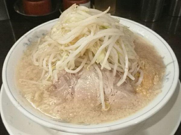 「塩ラーメン」@らーめん大 五反田店の写真