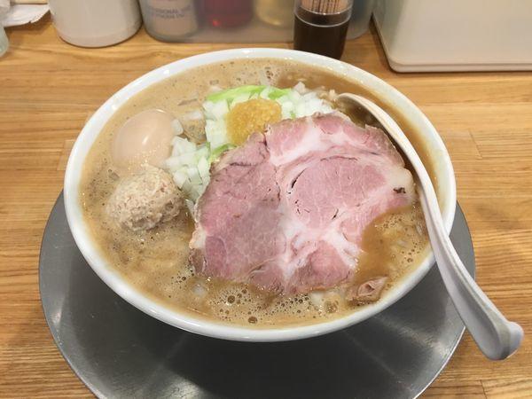 「力皇らーめん880」@麺場 力皇の写真