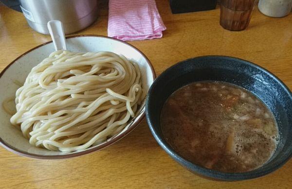 「濃厚つけ麺」@麺奏ハモニカの写真