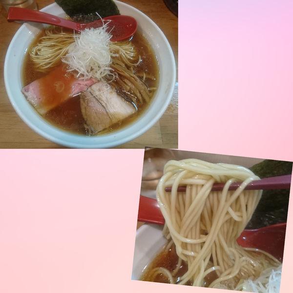 「生醤油ラーメン」@めん屋 平右衛門の写真