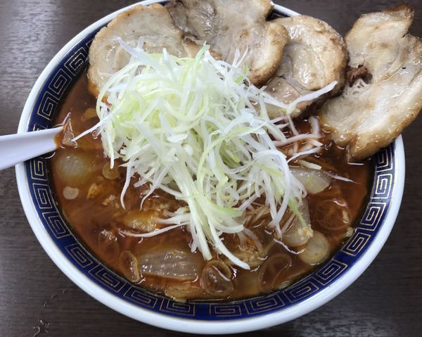 「チャーシュー担々麺」@江ざわの写真