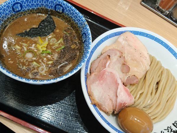 「濃厚特製つけ麺」@松戸富田製麺 ららぽーとTOKYO-BAY店の写真