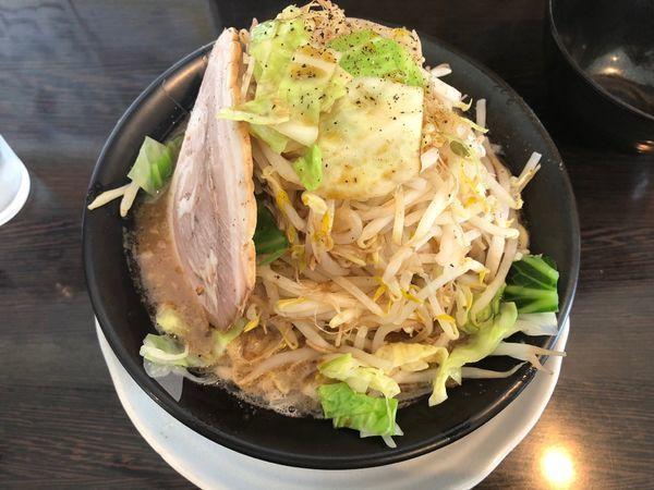 「野菜らーめん」@麺屋 一心の写真