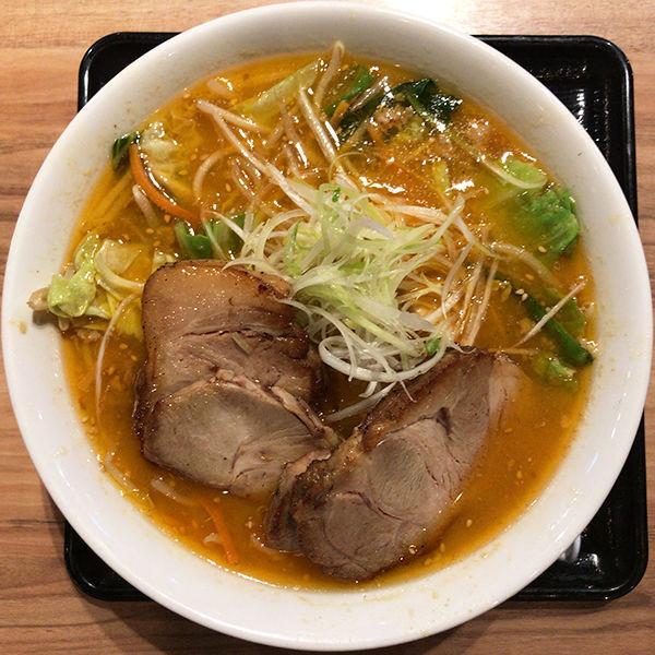 「チャーシュー拉麺」@けやき 新千歳空港店の写真
