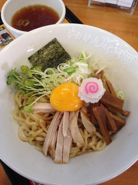 「油そば 650円」@らあめん花月嵐 鴻巣店の写真