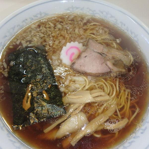 「ラーメン (500円)」@トモエの写真
