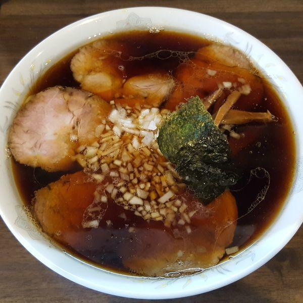 「チャーシュー麺 大 ¥900」@ラーメン専門 珉珉の写真