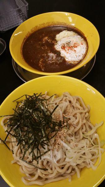 「濃厚カレーつけ麺」@カレーつけ麺 壬生の写真