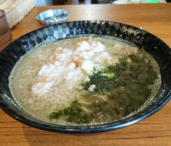 「煮干爺 背脂」@麺&cafe Coi.Coi.の写真