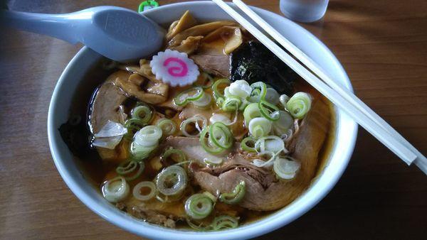 「チャーシュー麺 850円」@本家 大みなと 味平の写真