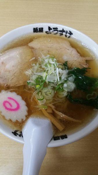 「ラーメン」@麺屋 ようすけの写真