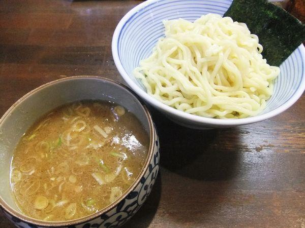 「つけ麺(800円)」@めんさいぼう五郎左の写真