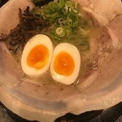 博多豚骨ラーメン 三福の写真